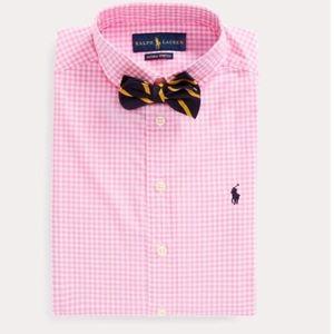 Polo Ralph Lauren Gingham Cotton Shirt XL 18/20